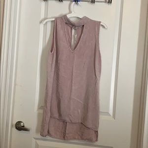 MAUVE SUPER CUTE TOP